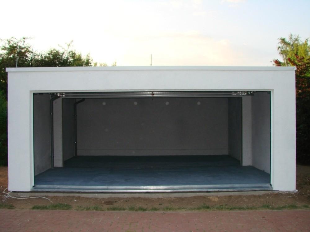 Gotowe Garaże Betonowe Ceny Materiały Budowlane